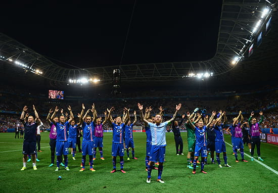 Iceland Sees Record-Breaking Amount Of Births Nine Months After England Win