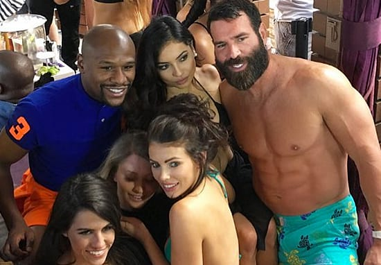 Dan Bilzerian Announces Insane Plans For A Bizarre New Career