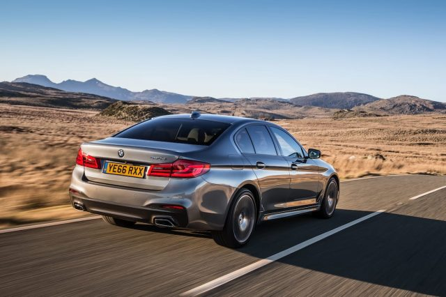 The New 2017 BMW 5 Series: 2383km In 24 hours Drive Review