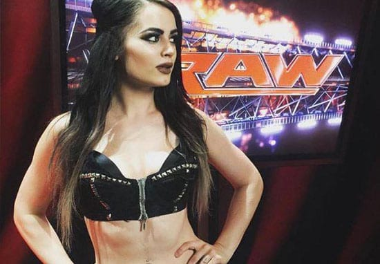 WWE's Paige Confirms Photos Have Been Leaked Without Consent