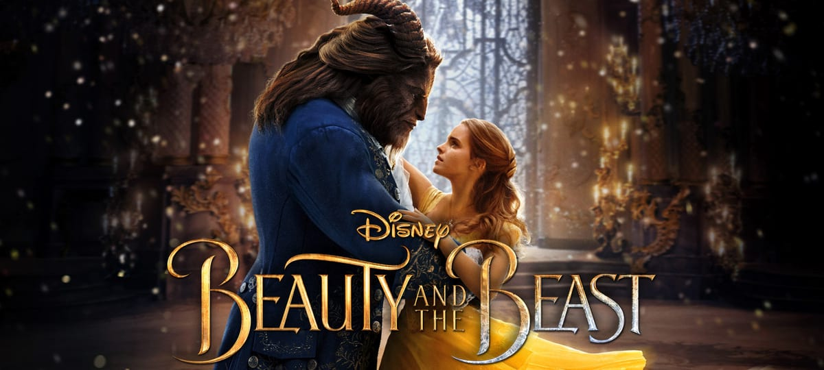 Beauty And The Beast: A Tale As Old As Time That Needed To Be Retold %name