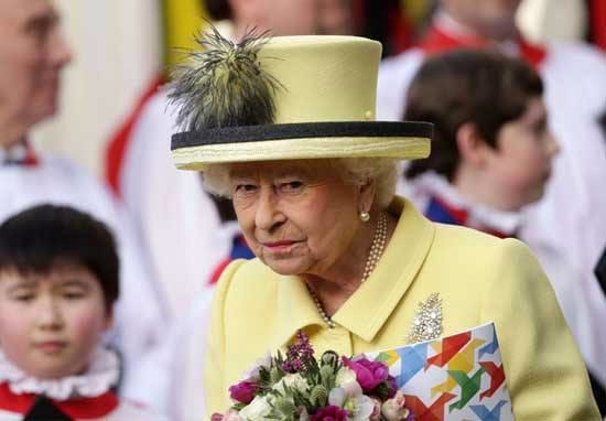 This Is The Seriously Dark Codeword For When The Queen Dies