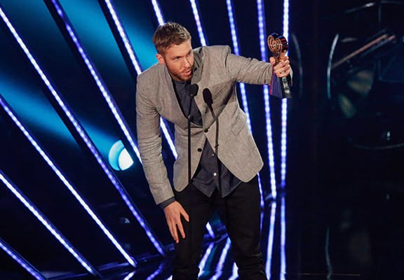 Calvin Harris Responds Perfectly To Ed Sheeran Beating All His Music Records