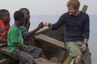 Liberian Street Boy Saved By Ed Sheeran Speaks Out In Emotional Interview