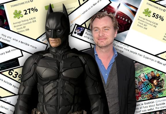 How Christopher Nolan And The Dark Knight Ruined The DCEU