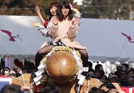 Japan Hosted A Giant Penis Parade, And It's As Bizarre As It Sounds