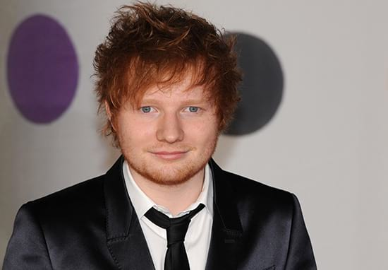 Ed Sheeran Reveals Hilarious X-Rated Plan To Increase World's Ginger Population