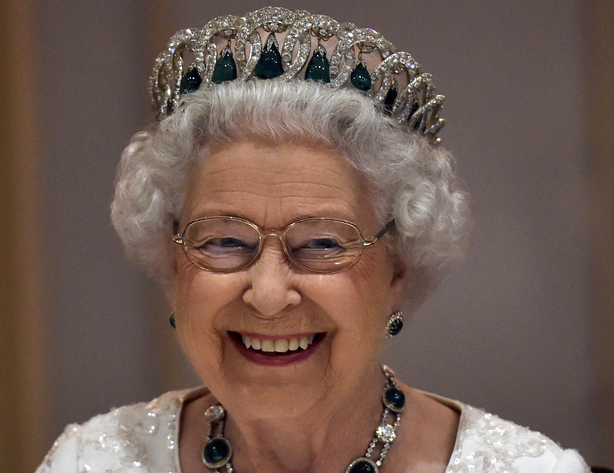 Heres The Ridiculously British Reason The Queen Gets Two Birthdays GettyImages 498960862