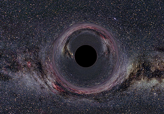 Astronomers Have Taken The First Ever Picture Of A Black Hole