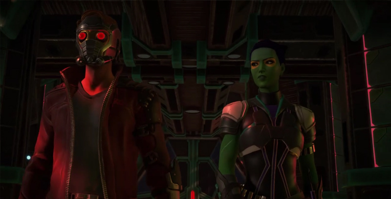 Marvels Guardians Of The Galaxy: The Telltale Series Review gyuuh