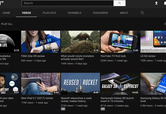 Here's How To Activate YouTube's 'Dark Mode'